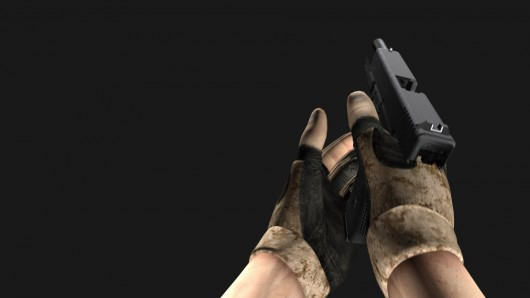 Glock Animation WiP screenshot #1