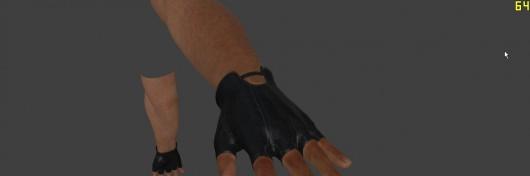 CSGO Leet arms re-texture
