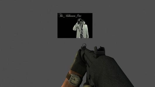 MP5 animations - again WiP screenshot #1