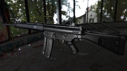 HK33 texturing practice