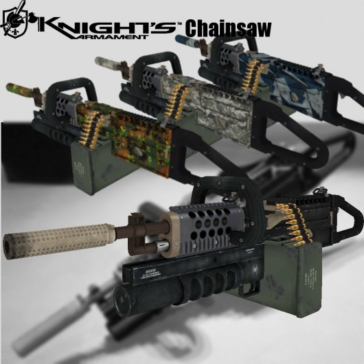 Kac Chainsaw