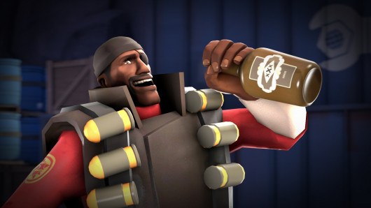 Demoman FP Animations Re-Made