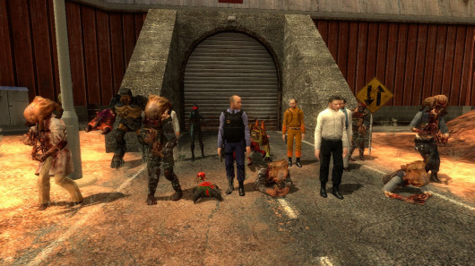 Black Mesa Npc's V2