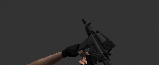 Slayer's M4   CS:CZ Version