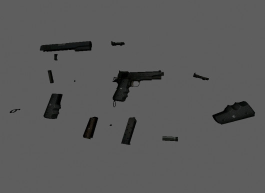 1911 Re-assemble [Download] WIP