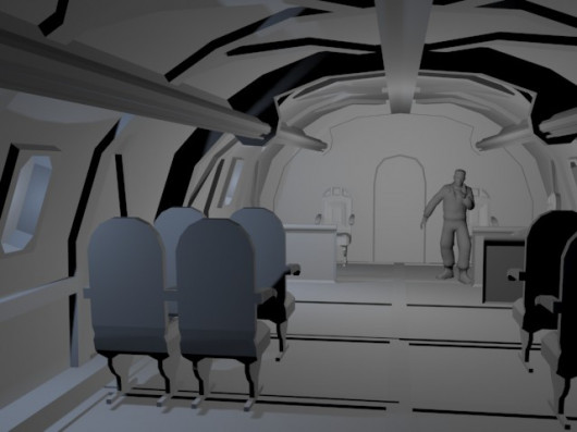 Plane model WIP