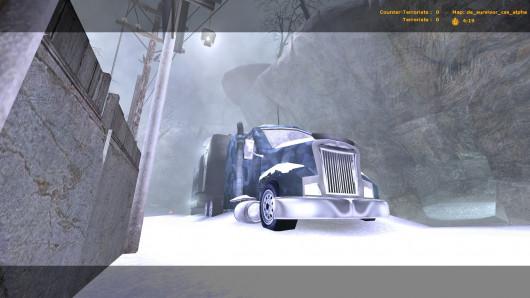 Truck Bombsite