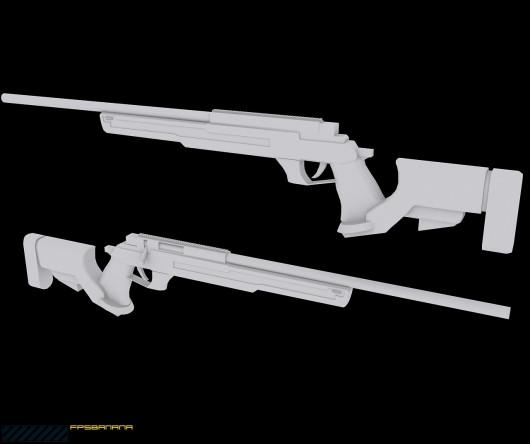 Well G22 Gas Sniper Rifle