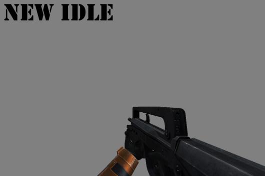 New Idle