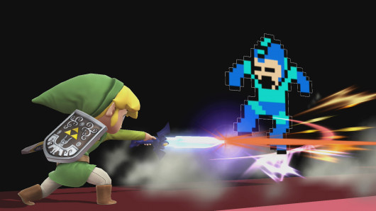 Sprite Megaman