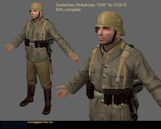 DAK for DOD:S