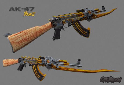 Crossfire AK-47 Beast
