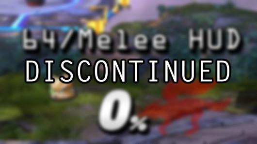 64/Melee HUD