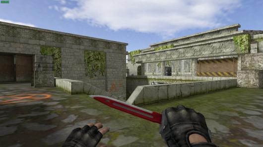 CS:GO Bayonet HD Skins REMAKE