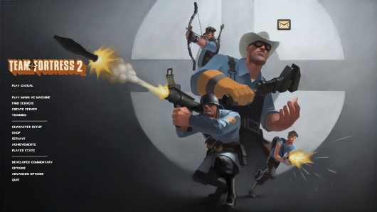 [WIP] 2007 TF2 (with weapon V and W_models)