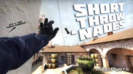 Short Throw 'Nades