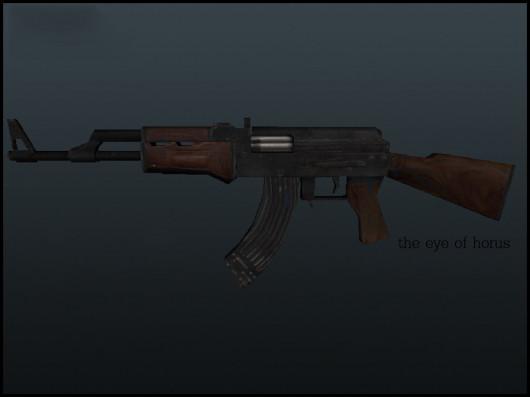 AK-47 Reality