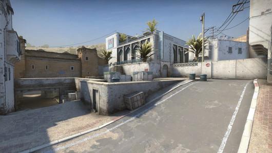 New CS:GO Dust 2 For CS:S