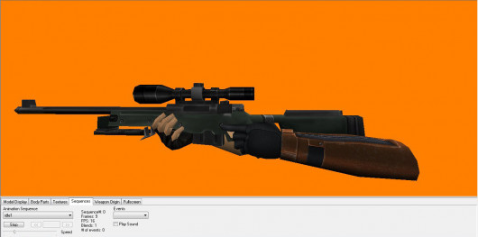 CS 1.6 AWP for M40A1