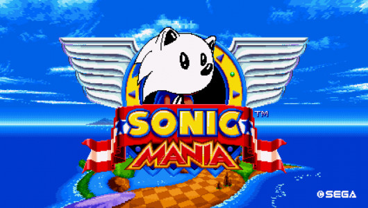 Stick Sonic on Title