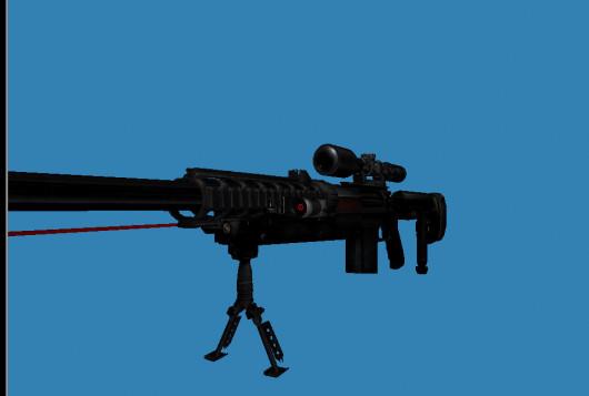 SPR-2 Anti Material Rifle
