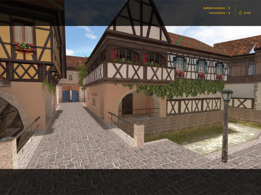 Alsace Themed Map