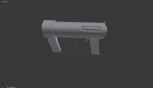 Cluster Stickybomb launcher