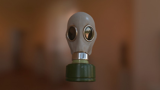 Gasmask & Remington 700s
