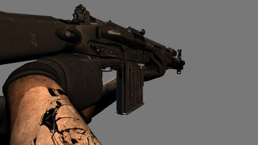 Sturmgewehr 61 Animations