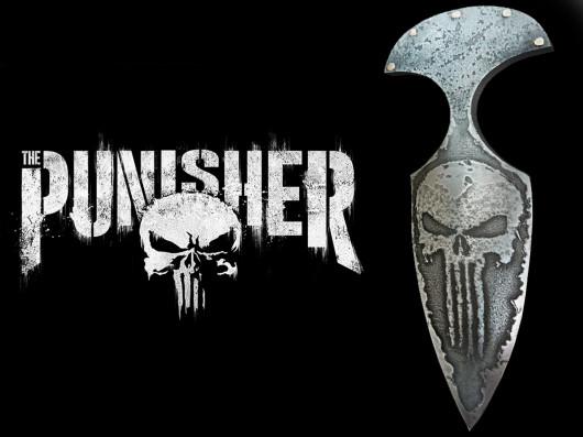 Punisher dagger