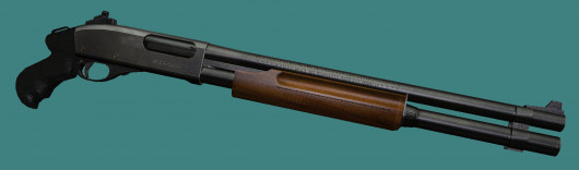 Twinke Masta Remington 870