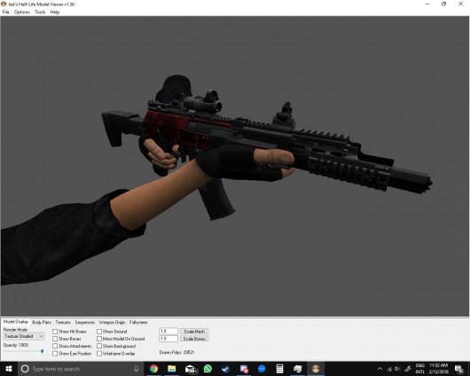 CW AK-12....