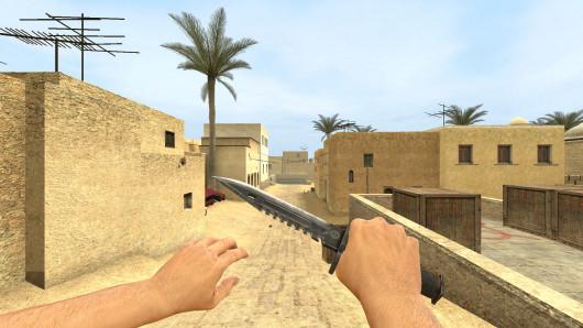 CS:GO Weapon pack for CS:S