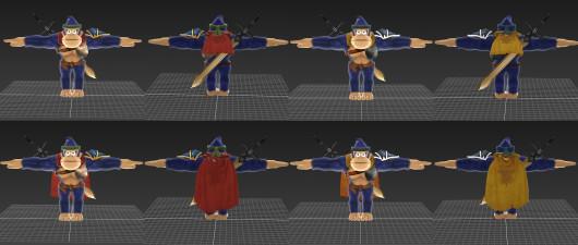 Ikey Kong ( Smash 4 )