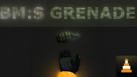 BM:S Frag Grenade