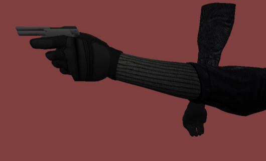 Kolibri compact pistol