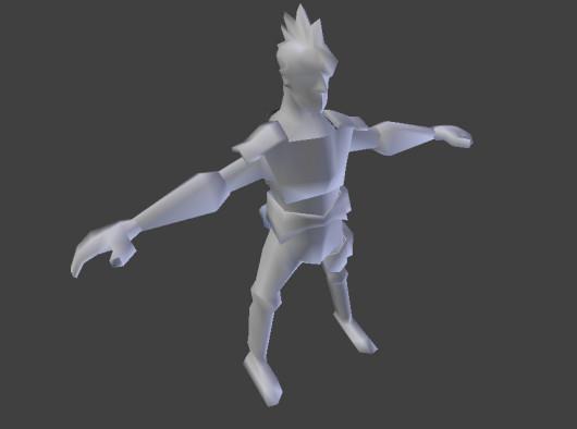 Tonee Mohawk [Player Model]