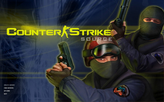 Counter Strike 1.6: Source