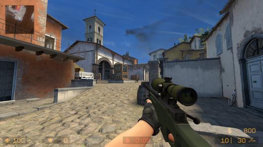 CS:GO Inferno For CS:S
