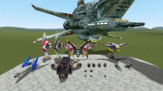 Star Fox Adventures Model Pack