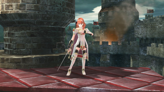 (COMPLETED) Celica: Zofian Princess
