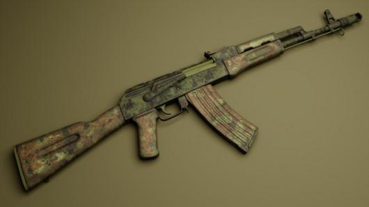 help w/ Pavel's AK-74