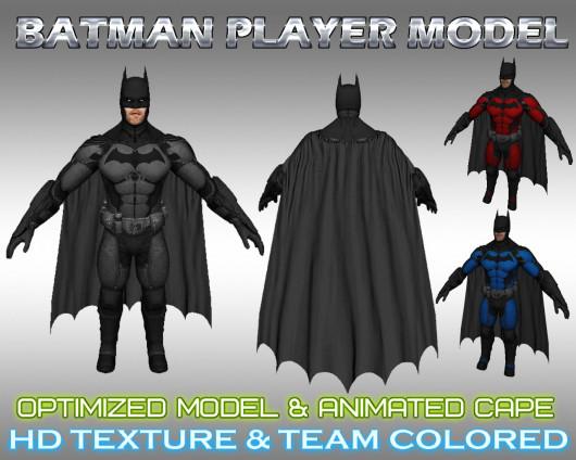 Batman player model
