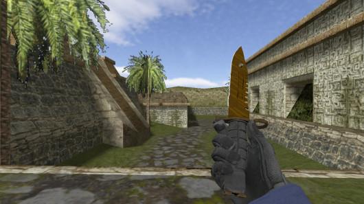 Remake: CS:GO HD M9 Bayonet Skins