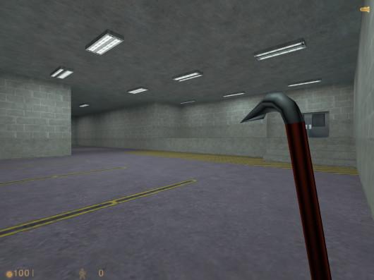 HL3 Silent Hills WIP