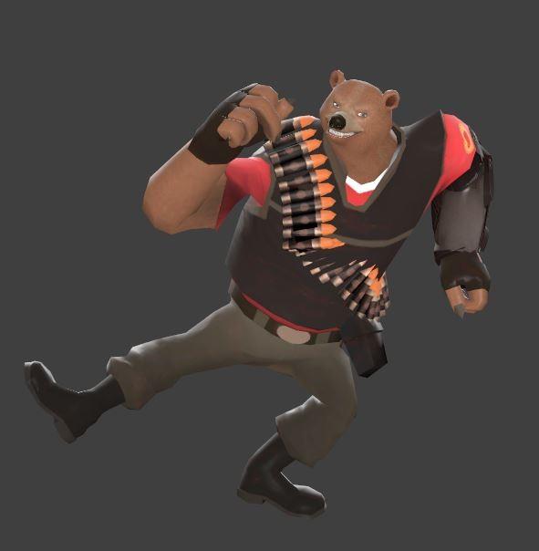 Heavy Bear Revival [GameBanana] [Works In Progress]