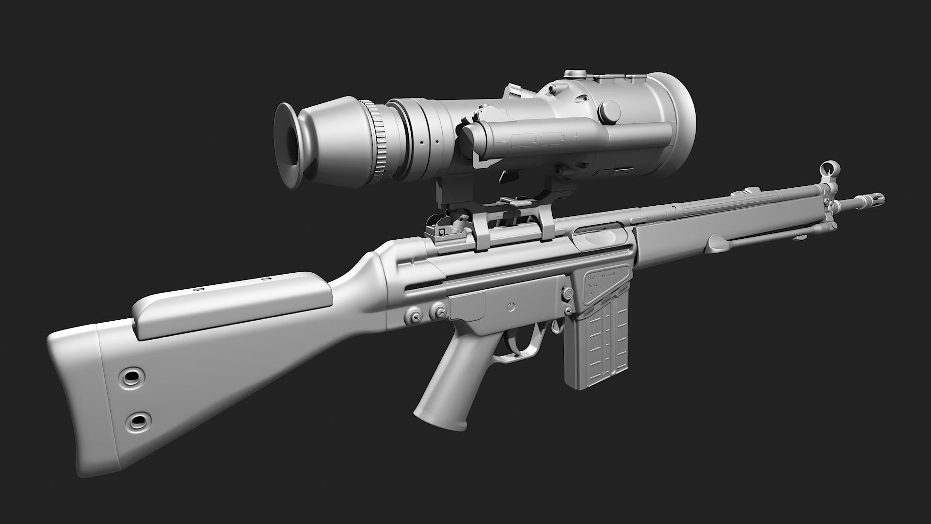 MOAR of HK G3 [GameBanana] [Works In Progress]