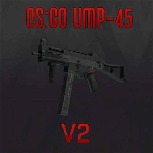 CS:GO UMP-45 V2 (Counter-Strike 1.6 > WiPs > General
