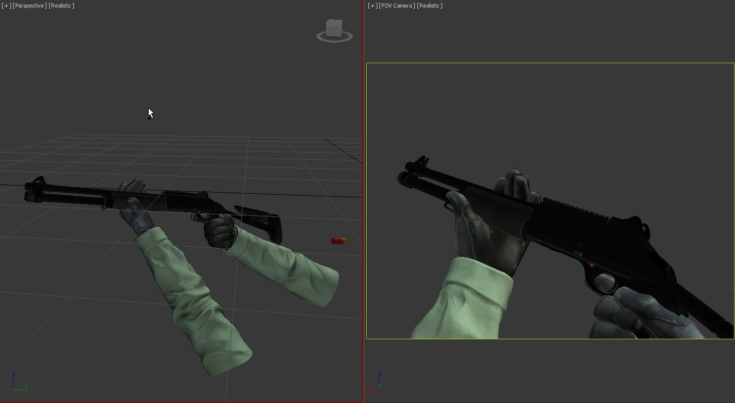 CS:GO M1O14 Replacement [Counter-Strike: Global Offensive