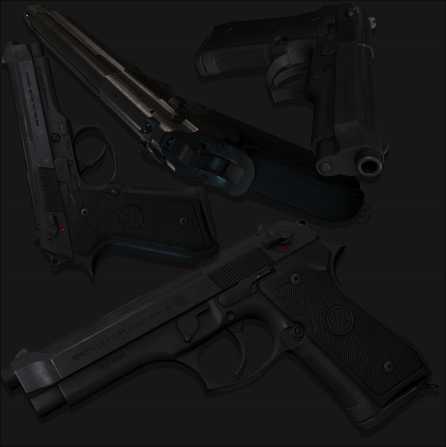 M92 'retta Viewport Shots | GameBanana Works In Progress